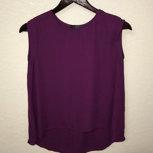 Purple Blouse from The Limited